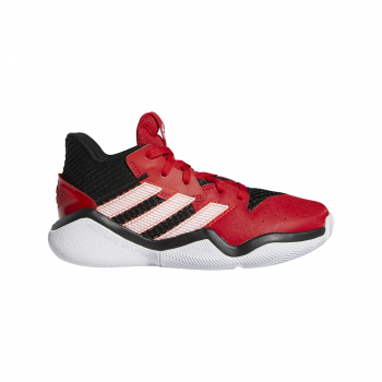 adidas HARDEN STEPBACK J, dječje tenisice za košarku, crvena