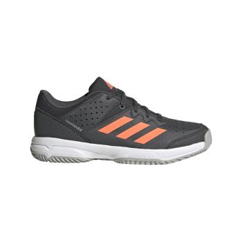 adidas COURT STABIL JR, djčje tenisice za rukomet, siva