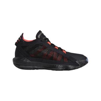 adidas DAME 6 J, dječje tenisice za košarku, crna