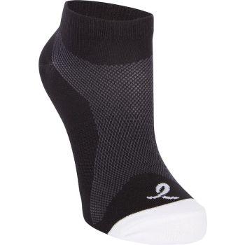 Energetics LAKIS II UX 3-PCK, muške čarape za trčanje, crna