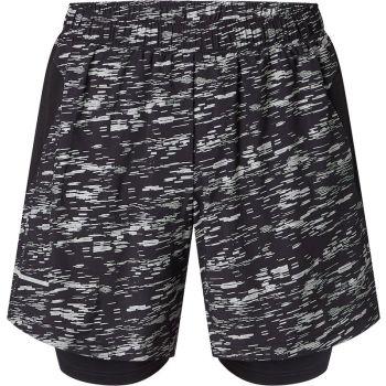 Energetics ALLEN IV UX, muške kratke hlače za trčanje, crna