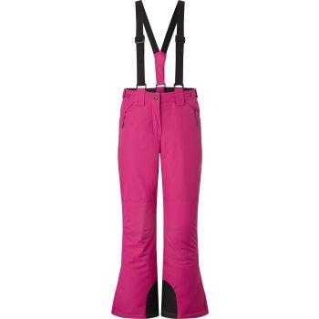 McKinley EVA GLS, dječje skijaške hlače, roza
