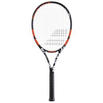 Babolat EVOKE 105, muški reket za tenis, crna