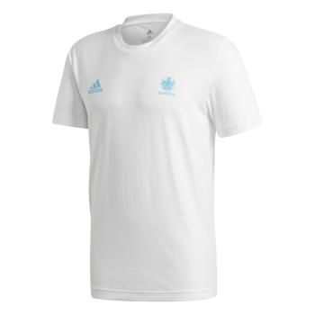 adidas EURO 2020 MAP, muška majica za nogomet, bijela