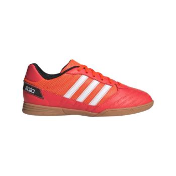 adidas SUPER SALA J, dječje tenisice za nogomet, crvena