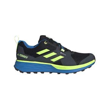 adidas TERREX TWO GTX, muške tenisice za trčanje, crna