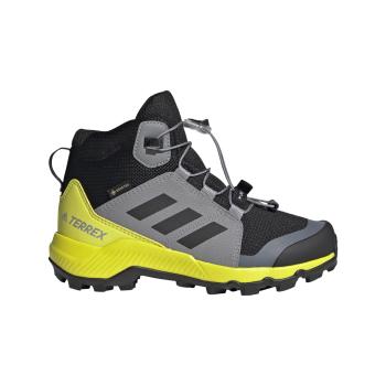 adidas TERREX MID GTX K, dječje cipele za planinarenje, crna