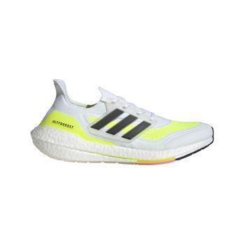 adidas ULTRABOOST 21, muške tenisice za trčanje, bijela
