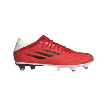 adidas X SPEEDFLOW.3 SG, muške kopačke za nogomet, crvena