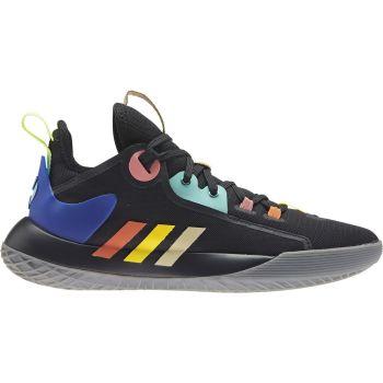 adidas HARDEN STEPBACK 2 J, dječje tenisice za košarku, crna