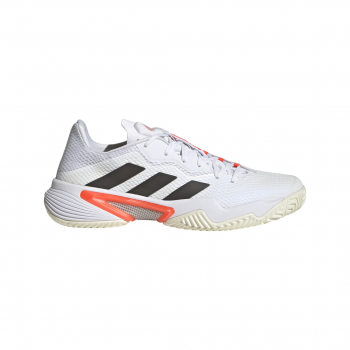 adidas BARRICADE M, muške tenisice za tenis, bijela