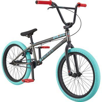 GT AIR, bicikl bmx, crna
