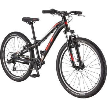 GT STOMPER PRIME 24, dječji bicikl, crna