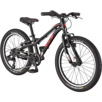 GT STOMPER PRIME 20, dječji bicikl, crna