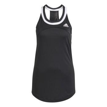 adidas CLUB TANK, ženska majica za tenis, crna