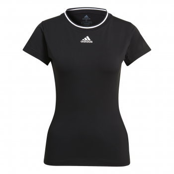 adidas FREELIFT TEE, ženska majica za tenis, crna