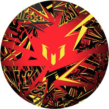 adidas MESSI CLB, nogometna lopta, crvena