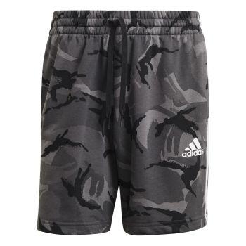 adidas M CAMO SHO, muške fitnes hlače, uzorak
