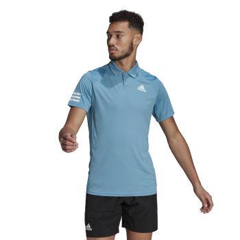 adidas CLUB 3STR POLO, muška polo majica za tenis, plava