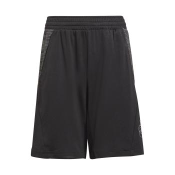 adidas B A.R. HTR SH, hlače, crna
