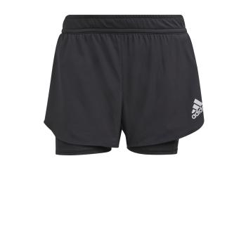 adidas P.BLUE SHORT, ženske hlače za trčanje, crna
