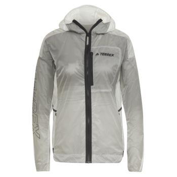 adidas W AGR WIW IN, ženska jakna za trčanje, srebrna