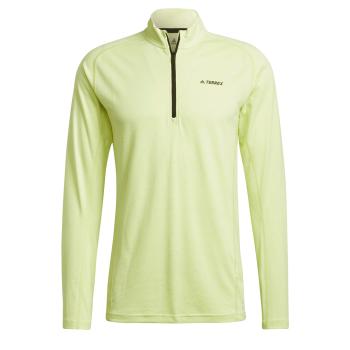 adidas TRACERO 1/2 LS, muška planianrska majica, žuta