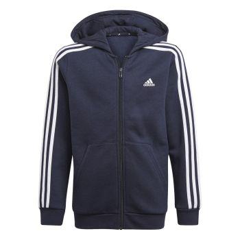 adidas B 3S FZ HD, dječja jakna, plava