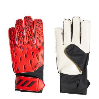 adidas PRED GL TRN J, dječje nogometne rukavice, crvena