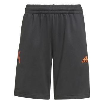 adidas B AR X SHORT, hlače, crna