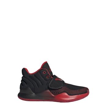 adidas DEEP THREAT PRIMEBLUE J, dječje tenisice za košarku, crna