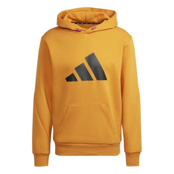 adidas M FI WTR HOODIE, muški pulover, žuta