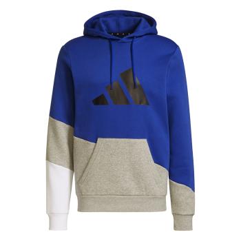 adidas M FI CB OH, muški pulover, plava