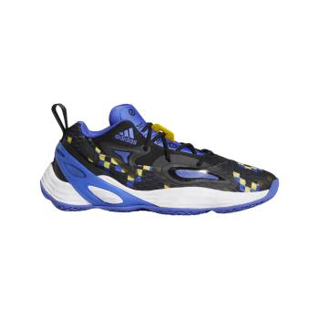 adidas EXHIBIT A, muške tenisice za košarku, crna