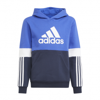 adidas B CB FL HD, dječji pulover, plava