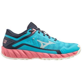 Mizuno WAVE IBUKI 3, ženske tenisice za trčanje, plava