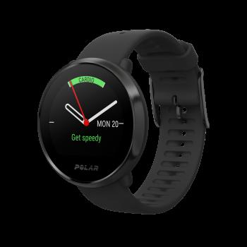 Polar IGNITE, sat višenamjenski, crna