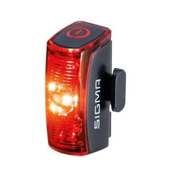 Sigma INFINITY USB REAR LIGHT, svjetlo za bicikl, crna