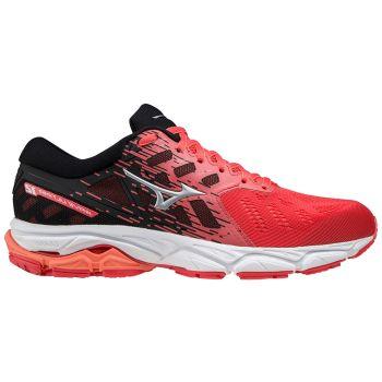 Mizuno WAVE ULTIMA 12, ženske tenisice za trčanje, crvena