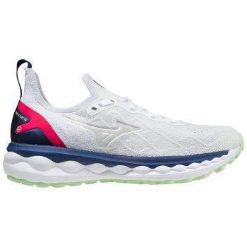 Mizuno WAVE SKY NEO 2, ženske tenisice za trčanje, bijela