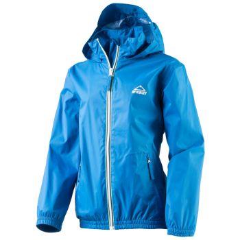 McKinley KEREOL II JRS, dječja nepromočiva jakna za planinarenje, plava