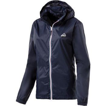 McKinley KEREOL III WMS, ženska nepromočiva jakna za planinarenje, plava