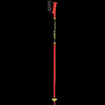 Leki RACING KIDS, dječji skijaški štapovi, crvena