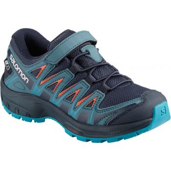Salomon XA PRO 3D CSWP K, dječje tenisice za trčanje, plava