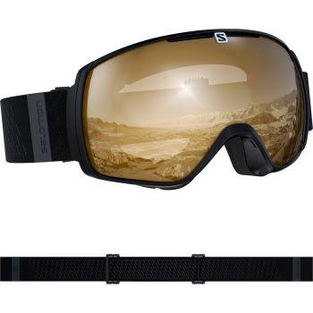 Salomon XT ONE ACCESS, skijaške naočale, crna