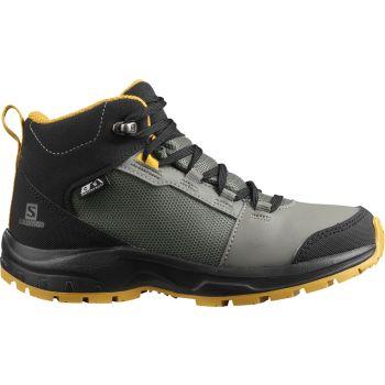 Salomon OUTWARD CSWP J, dječje cipele za planinarenje, zelena