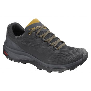 Salomon OUTLINE GTX, cipele za planinarenje, crna