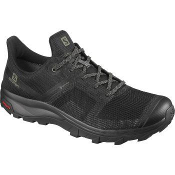 Salomon OUTLINE PRISM GTX, cipele za planinarenje, crna
