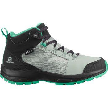 Salomon OUTWARD CSWP J, dječje cipele za planinarenje, siva