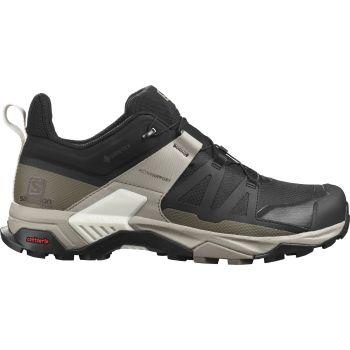 Salomon X ULTRA 4 GTX, cipele za planinarenje, crna